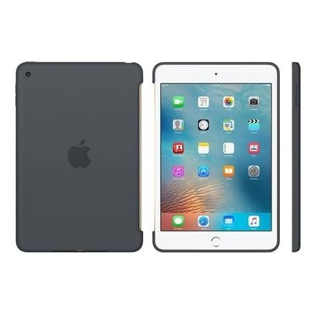 Apple Silicone Case for iPad Mini 4 in Charcoal Grey