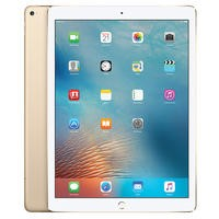 Apple iPad Pro 256GB 3G/4G 12.9 Inch iOS 9 Tablet - Gold