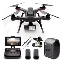3DR Solo + Gimbal Extra Battery Spare Props & Softshell Backpack