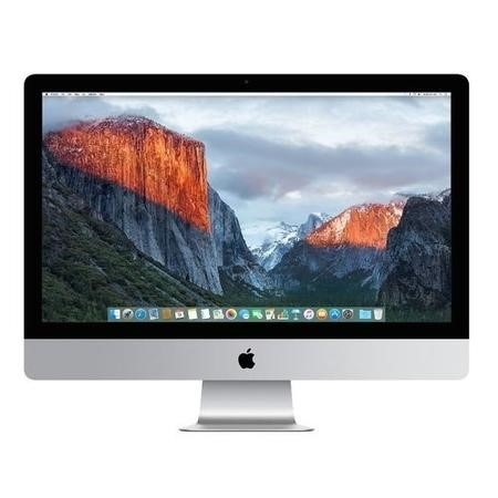 MK482B/A Apple iMac Intel Core i5 8GB 2TB Retina 5K display 27 Inch Apple OS X 10.12 Sierra All In One 2015 D