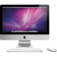 "Refurbished Apple iMac 21.5"" All in One Intel Core i3 3.06GHz 4GB 500GB DVD-RW AMD Radeon HD 4670 OS X 10.6"