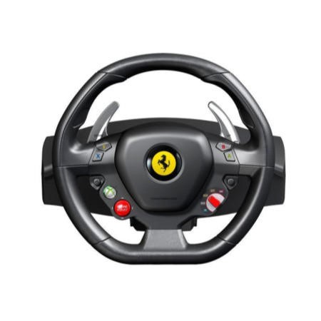 Thrustmaster Ferrari 458 Italia Racing Wheel and Pedals