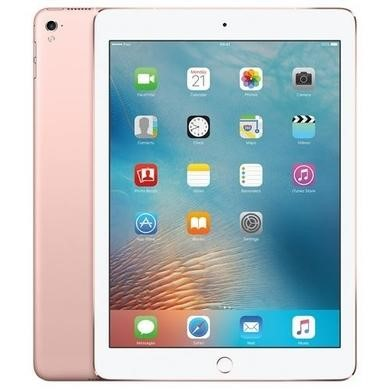 MM192B/A Apple iPad Pro 128GB 9.7 Inch iOS 9 Tablet - Rose Gold