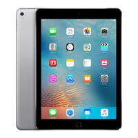 Apple iPad Pro 32GB WIFI + Cellular 3G/4G 9.7 Inch iOS 9 Tablet - Space Grey