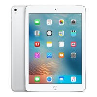 Apple iPad Pro 32GB WIFI + Cellular 3G/4G 9.7 Inch iOS 9 Tablet - Silver