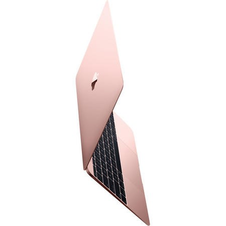 Open Boxed APPLE MacBook Intel Core M3 1.1GHz 8GB 256GB 12 Inch OS X 10.10 Yosemite Laptop - Rose Gold