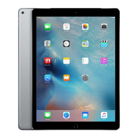 Apple iPad Pro 256GB 12.9 Inch iOS 9 Tablet - Space Grey