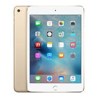 Apple iPad Mini 4 64GB 7.9 Inch iOS 9 Tablet - Gold