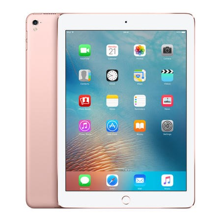 MM1A2B/A Apple iPad Pro 256GB 9.7 Inch iOS 9 Tablet - Rose Gold