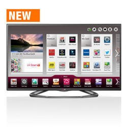 Ex Display - As new but box opened - LG 32LA620V 32 Inch Smart 3D LED TV