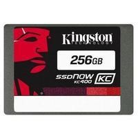 "Kingston KC400 256GB 2.5"" SATA III SSD Upgrade Kit"