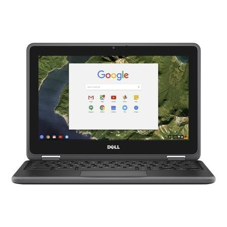 77461910/1/29FT8 GRADE A1 - Dell 11 3180 Celeron N3060 4GB 16GB SSD 11.6 Inch Chrome OS Chromebook