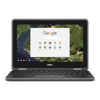 Dell 11 3180 Celeron N3060 4GB 16GB SSD 11.6 Inch Chrome OS Chromebook