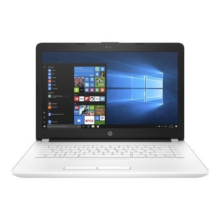 A1/2CS90EA Refurbished HP 14-BW021NA AMD A6-9220 8GB 1TB DVD-RW 14 Inch Windows 10 Laptop - White