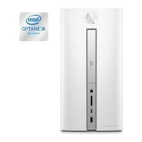 HP Pavilion 570-p068na Core i3-7100 8GB 2TB + 16GB Intel Optane Windows 10 Home Desktop PC