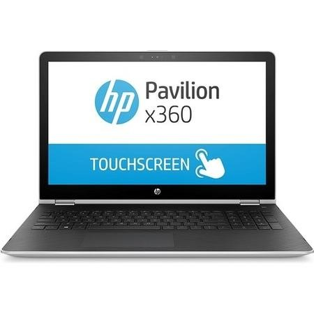 2GF63EA HP Pavillion x360 Pentium 4GB 500GB 15.6 Inch Touchscreen Convertible Windows 10 Laptop