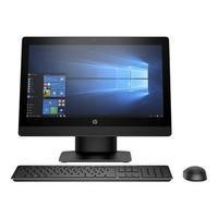 HP ProOne 400 G3 Core i5-7500T 4GB 256GB SSD 20 Inch indows 10 Professional All in One