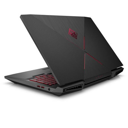 HP Omen 17-an021na Core i7-7700HQ 16GB 1TB + 128GB SSD GeForce GTX 1070 17.3 Inch Windows 10 Gaming Laptop