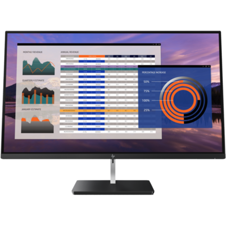 "2PD37AA HP EliteDisplay S270N IPS 27"" 4K UHD HDMI Monitor"