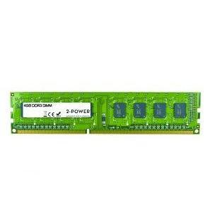 2-POWER DIMM Memory 4GB DDR3 1600MHz DIMM