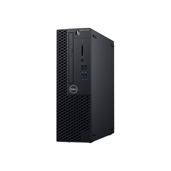 39e1c0cbf Dell Optiplex 3060 SFF Core i5-8500 4GB 500GB Windows 10 Pro Desktop ...