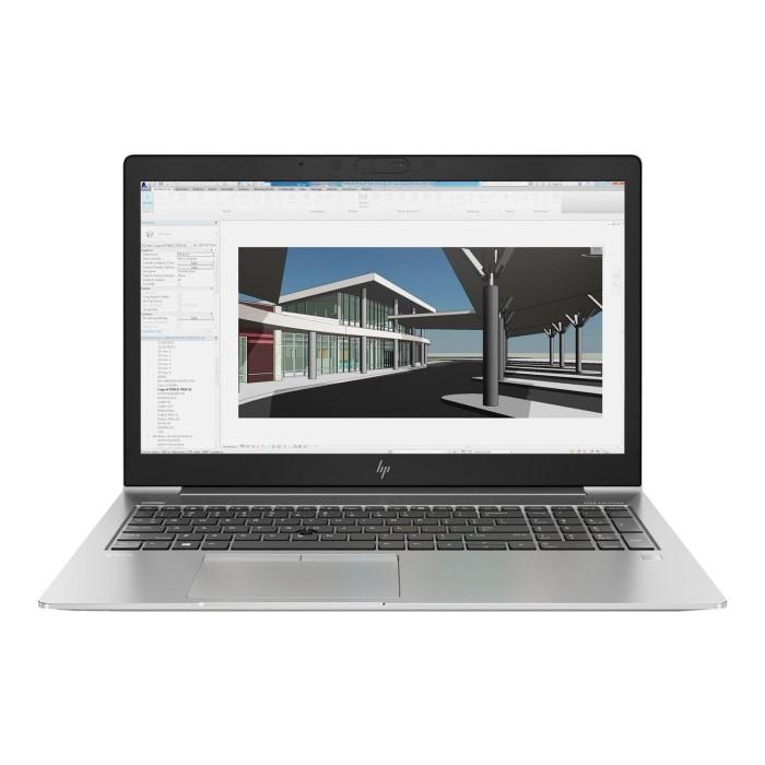 Hewlett Packard HP ZBook 15u G5 Core i5 7200U 8GB 256GB Radeon Pro WX 3100  15 6 Inch Windows 10 Pro Laptop