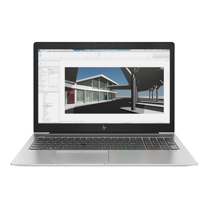 hp zbook 15 g5 mobile workstation review