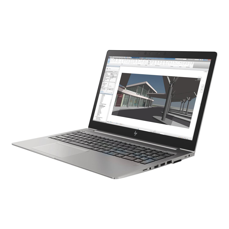 HP ZBook 15u G5 Core i7-8550U 16GB 512GB Radeon Pro WX 3100