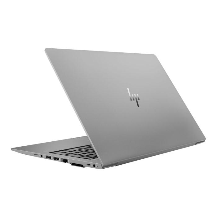 HP ZBook 15u G5 Core i7-8550U 16GB 512GB Radeon Pro WX 3100 15 6 Inch  Windows 10 Pro Laptop