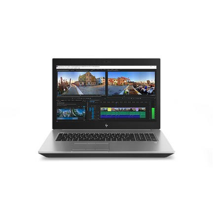 2ZC45ET HP ZBook 17 G5 Core i7-8850H 32GB 512GB Quadro P320 17.3 Inch Windows 10 Pro Laptop