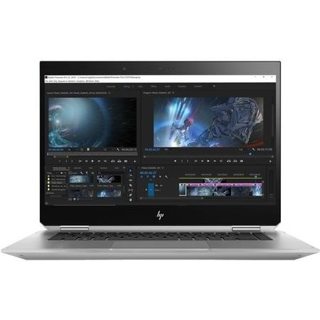 2ZC61ET HP ZBook Studio x360 G5  Core i7 8850H 16 GB 512 GB 15.6 Inch Windows 10 Proffesional touchscreen Laptop