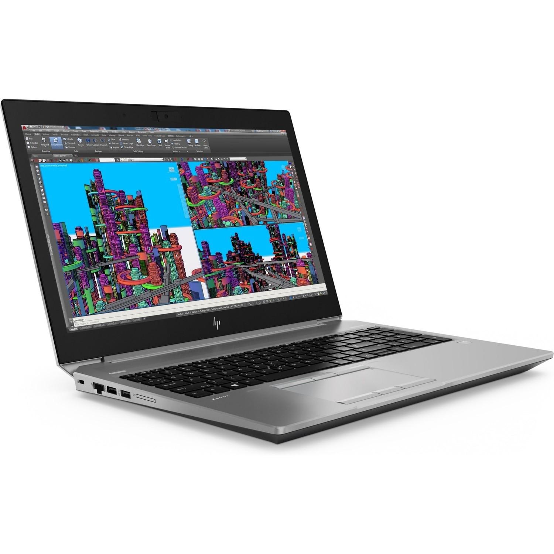 HP ZBook 15 G5 Xeon E-2186M 32GB 512GB Quadro P2000 15 6 Inch Windows 10  Pro laptop in Silver