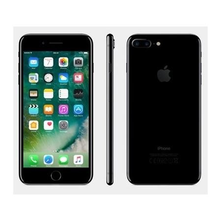 "MN4V2B/A Apple iPhone 7 Plus Jet Black 5.5"" 128GB 4G Unlocked & SIM Free"