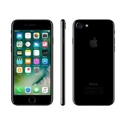 "Apple iPhone 7 Jet Black 4.7"" 256GB 4G Unlocked & SIM Free"
