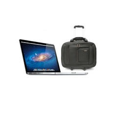 "Apple MacBook Pro Core i5 2.5GHz 4GB 500GB Mac OS X Lion DVDSM 13.3"" Laptop + IQ Globetrotter Trolley Bag"
