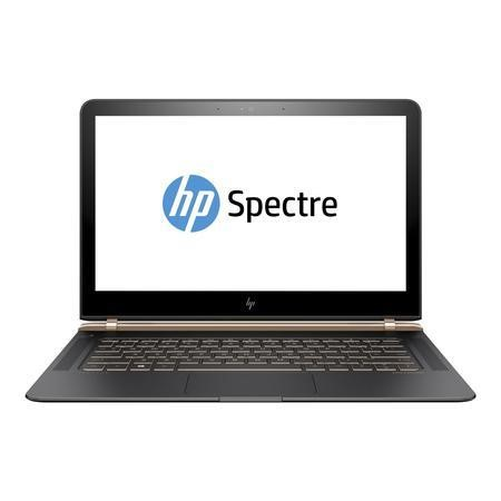 "A1/W7B07EA Refurbished HP Spectre 13-v000na 13.3"" Intel Core i5-6200U 2.3GHz 8GB 256GB SSD Windows 10 Laptop in Ash and Copper"