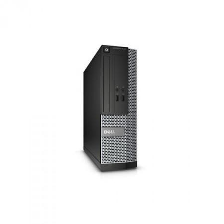 Dell Optiplex 3020 SF i5-4570 8GB 500GB INTEL HD GRAPHICS DVDRW Windows 7 Professional Desktop