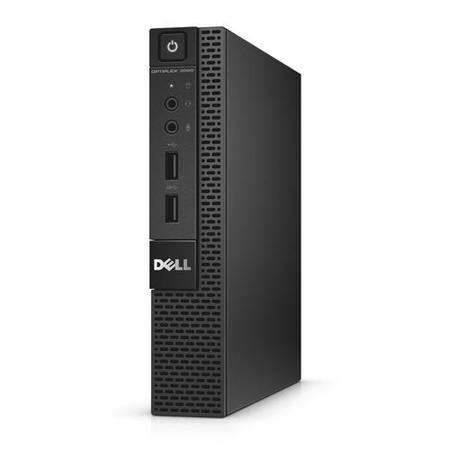 Dell OptiPlex 3020 Micro i3-4160T 3 1GHz 4GB 500GB NO-OD Windows 7  Professional Desktop