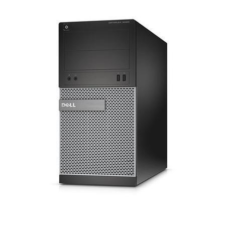 GRADE A1 - As new but box opened - Dell OptiPlex 3020 Core i5 4590T 4GB 500 GB Windows 7/8.1 Profssional Desktop