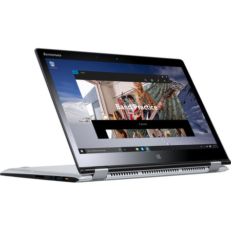 "A1/80QD0043UK Refurbished Lenovo Yoga 700 14"" Intel Core i7-6500U 2.5GHz 8GB 256GB Touchscreen Convertible 2 in 1 Laptop in White"