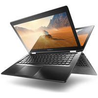 "Refurbished Lenovo Yoga 500 Core i5 5200U 2.2GHz 8GB 1TB + 8GB SSHD 14"" Multi Touch Windows 8.1 Laptop"