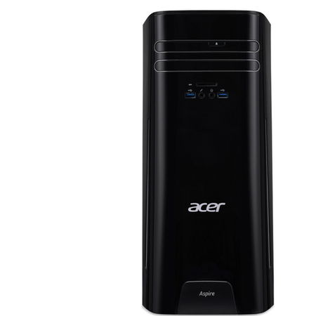 A1/DT.B6AEK.002 Refurbished ACER Aspire TC-280 A10-7800 8GB 2TB Windows 10 Desktop