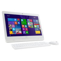 "Refurbished ACER Aspire Z1-611 Pentium J1900 4GB 1TB 19.5"" All In One in White"
