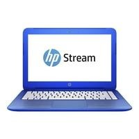 "Refurbished HP Stream 13-C102NA 13.3"" Intel Pentium N3050 2GB 32GB Win10 Laptop"