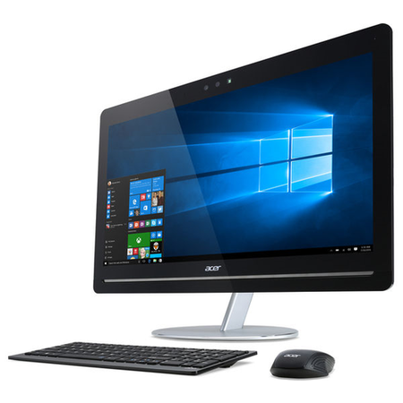 "Refurbished Acer Aspire U5-710 23.8"" Intel Core i7-6700T 4GHz 8GB 2TB NVIDIA GeForce 940M Touchscreen Windows 10  All In One"