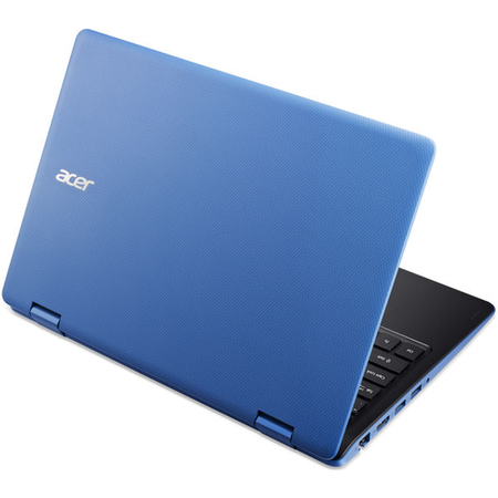 "a2/NX.G0YEK.032 Refurbished ACER Aspire R3-131T Pentium N3700 1.6GHz 4GB 1TTB 11.6"" 2 in 1 Laptop Blue"