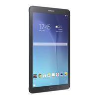 Samsung Galaxy Tab E T-Shark Quad Core 1.3GHz 1GB 8GB 9.6 Inch Android 4.4 Tablet