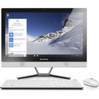 "Refurbished Lenovo C50 Intel Core i5-5200U 2.2GHz 8GB 1TB 23"" Touchscreen All-in-One PC in White"