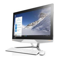 "Refurbished Lenovo Idea Center E700 Intel Core i5-6400 2.7GHz 8GB 2TB Nvidia GeForce GT 930 2 GB 23"" Touchscreen Win 10  All In One in White"