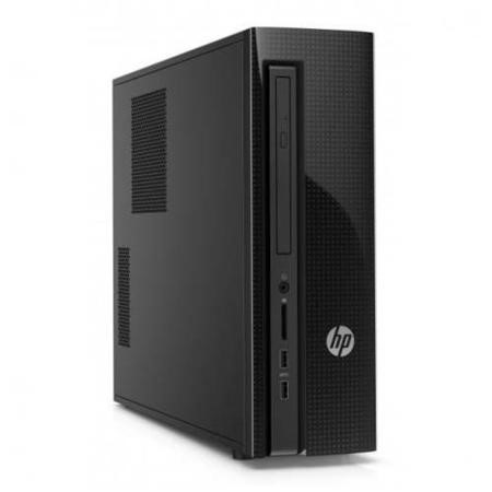 A1/T1H50EA Refurbished HP 411-a000na Intel Celeron N3050 4GB 1TB DVD RW Windows 10 Desktop